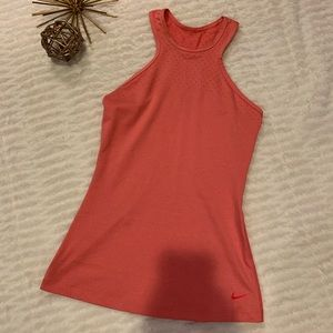 Excellent Condition Salmon Colored Nike Tank XS